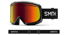 SMITH Optics Range Goggles- 2018- Cylindrical Carbonic X TLT Lens- Made In USA
