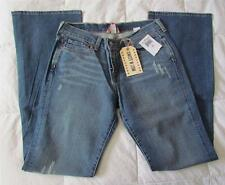 Lucky Brand Sweet N Low Midrise Flared Jeans 7WD1274 NWT 6/28 10/30