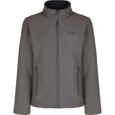 Regatta Mens Gibben Thick High Pile Bonded Full Zip Fleece Jacket