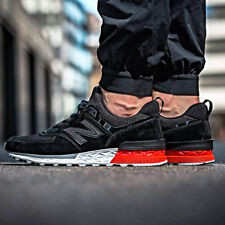 New Balance Suede Black MS574AB Mens Size 8-12 FIEG CONCEPTS RONNIE KITH HANON