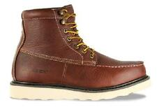 Men's CHINOOK 6503 PDX 2 Brown Leather Casual/Fashion Work Boots/Shoes NEW