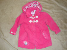 DISNEY  PRINCESS  HOODED SPRING / FALL  COAT NWTS CINDERELLA SIZE 4T ADORABLE~~~