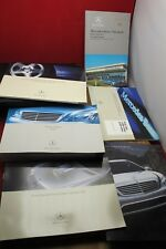 Mercedes-Benz 2007 S Class owners manual set nice