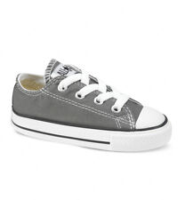 Converse All Star Ox Infant Kids Trainer Charcoal