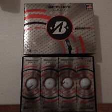 Bridgestone B330-RXS New For 2015 White Golf Balls 3 Dozen Added Spin NO RESERVE