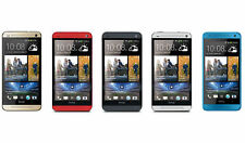 """4.7"""" Unlocked HTC One M7 32GB 4MP 3G WIFI Android Quad-core AT&T Smartphone"""