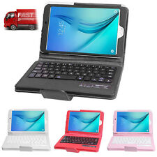 Detachable Bluetooth Keyboard Case Cover For Samsung Galaxy Tab E 8.0inch T377