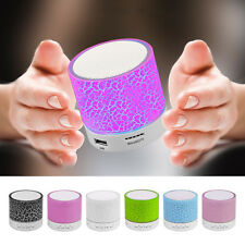 Portable Mini Bluetooth Speaker Car Music Center Phone Hoparlor Wireless Colors