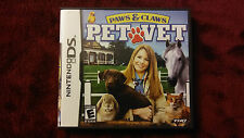 Nintendos DS Games:  Pet Vet, The Price is Right, Battleship/Sorry!/Connect Four