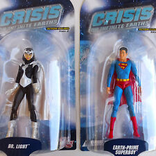 DC Direct 2006 Crisis On Infinite Earths Action Figures