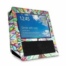 For Amazon Echo Show Case PU Leather Cover Sleeve Skins with Carrying Handle