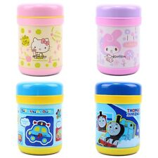 SANRIO HELLO KITTY MELODY THOMAS 3 LAYER STAINLESS STEEL VACUUM LUNCH BOX