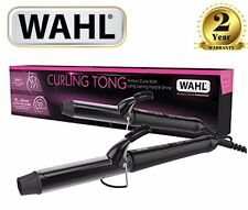 WAHL Professional Curls Ceramic Hair Curling Iron Tongs 200°C  ZX913,ZX914,ZX308