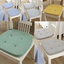 Chair Cushion Seat Pads Tie Dining Garden Patio Office Outdoor Home Decor