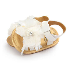 White Baby Sandals Baby Shoes Infant Sandals Toddler Shoes