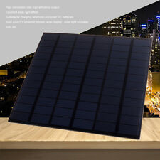 Monocrystalline Solar Panel Small Cell Battery Module Epoxy Charger+Welding Wire