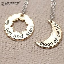 Game Of Thrones Necklace Song Of Ice And Fire vintage khal khaleesi moon And Sun
