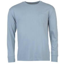 Pierre Cardin Blue Mens Long Sleeved Top/T-Shirt - BNWT - 3XL