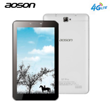 Aoson S7 Pro Android 6.0 4G LTE Phone Call Tablet Phablet MTK8735D Dual Sim 7 in