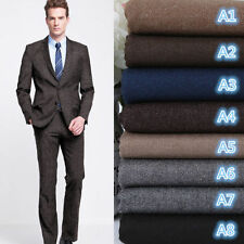 Custom Mens Suits Wedding Groom Tuxedos Formal Business Suits Best Man Blazers