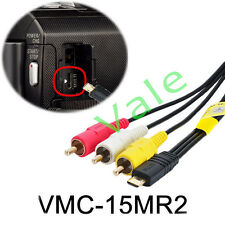 Sale VMC-15MR2 AV Cord Cable for Sony HDR-PJ810E HDR-PJ820E HDR-PJ275E HDR-PJ510