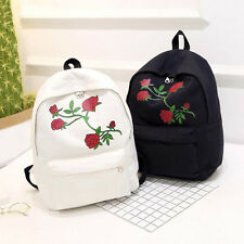 Girls Handbag Satchel Canvas Fashion Backpack Shoulder School Bag 1 Pcs Women