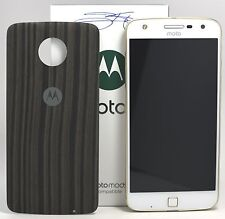 "OPEN BOX - Motorola Moto Z Play XT1635-02 (FACTORY UNLOCKED) 5.5"" 32GB White"