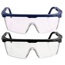 Safety Goggles/Glasses Eye Protection Protective Lab Anti Scratch Clear