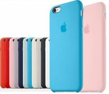 Ultra-Thin Original Silicone Soft Case Cover For Apple iPhone 6 6s Plus