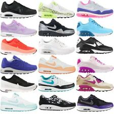 ▷ Nike Ladies AIR MAX Trainers Shoes Classic BW Ultra 90 1 Light Command NEW