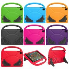 "For iPad 7.9-9.7""kickstand tablet case protective skin shockproof kid-friendly"