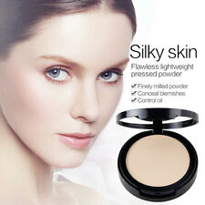 Makeup Oil Control Conceal Flawless Lightweight Pressed Powder Foundation Hot
