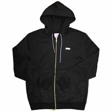 Crooks & Castles Spotter Knit Zip Hoodie Black