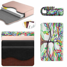 Business Card Holder / Credit Card Wallet Case Organizer With Magnetic Closure