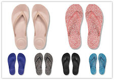 New ! Woman FITFLOP IQUSHION Body sculpting Sandals flip-flops US Size:5 6 7 8 9