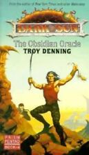 Prism Pentad: The Obsidian Oracle Bk. 4 by Troy Denning (1993 TSR Paperback)