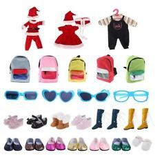 Multi Stylish Clothing Accessories for 18inch American Girl Our Generation Dolls