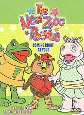 The New Zoo Revue - Vol. 4: Patience/Advice/Responsibility (DVD, 2002)