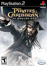 Pirates of the Caribbean: At World's End (Sony PlayStation 2, 2007) - European …
