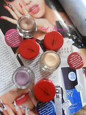 Lot of 4 Avon Extra Lasting Eyeshadow Inks MIX OR MATCH