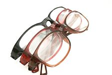 MT16 Reading Glasses In 3 Colours + Case 30p Postage for Extra Pairs+1.5+2.0+3.0