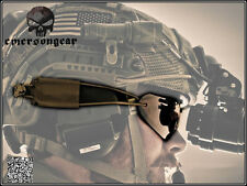 Airsoft CQB Combat Goggle Emerson Tactical Boogie Regulator Goggle with Lens