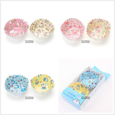 JAPAN SANRIO HELLO KITTY MY MELODY 30 PCS CARTOON CUPCAKE CUP MUFFIN PAPE CUP