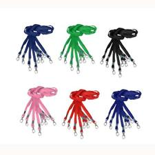 10pcs Neck Strap Lanyard for Camera Mp3 ID Card holder Cell Phone 5 Colors