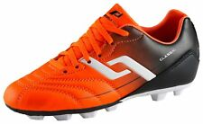 Pro Touch Football Boots Classic HG Children's Orange Black Cam Shoes