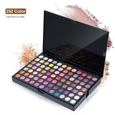 Professional 252 color Eyeshadow Palette Pigment Eye Shadow Palettes Make up...