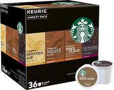Starbucks - Variety K-Cup Pods (36-Pack)