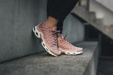NIKE WMNS AIR MAX PLUS Pink Size 5 6 7 8 9 10 Womens Shoes 605112-603
