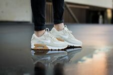 NIKE WMNS AIR MAX 90 Oatmeal Size 5 6 7 8 9 10 Womens Shoes 325213-128