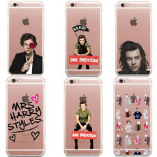 Iphone 7 Plus Case Apple Cover One Direction Harry Styles Group Singer Cute Boy
